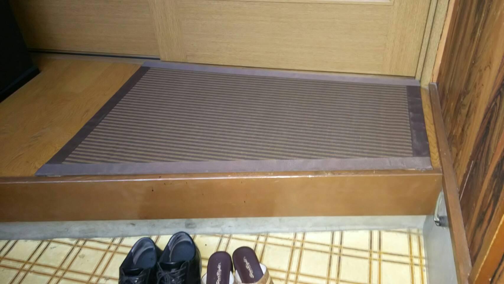 畳、玄関マット